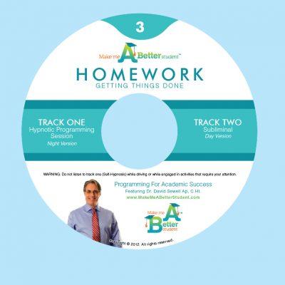 Make Me A Better Student CDs
