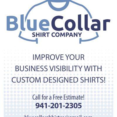 Blue Collar Flyer