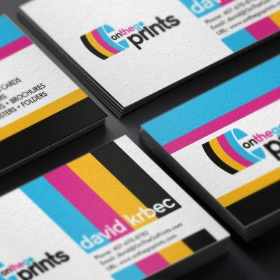 On The Go Prints Cards
