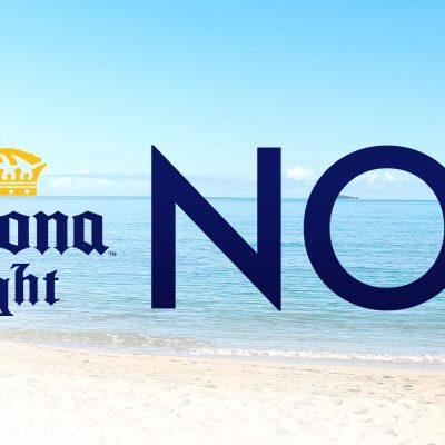 Corona Light Draft Banner