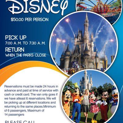 Trips to Disney World