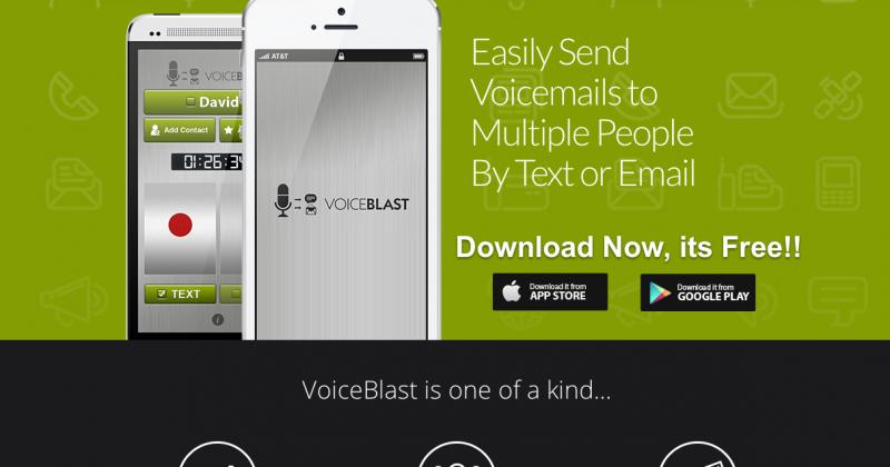 VoiceBlast