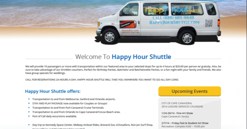 Happy Hour Shuttle