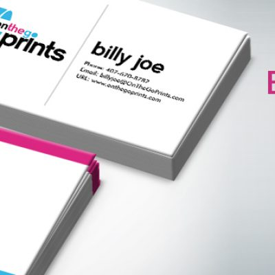 On The Go Prints Outdoor Banners