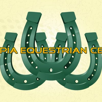 Olympia Equestrian Center Business Cards