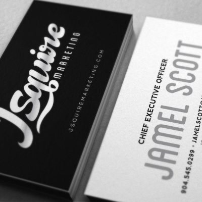 JSquire Marketing Business Cards