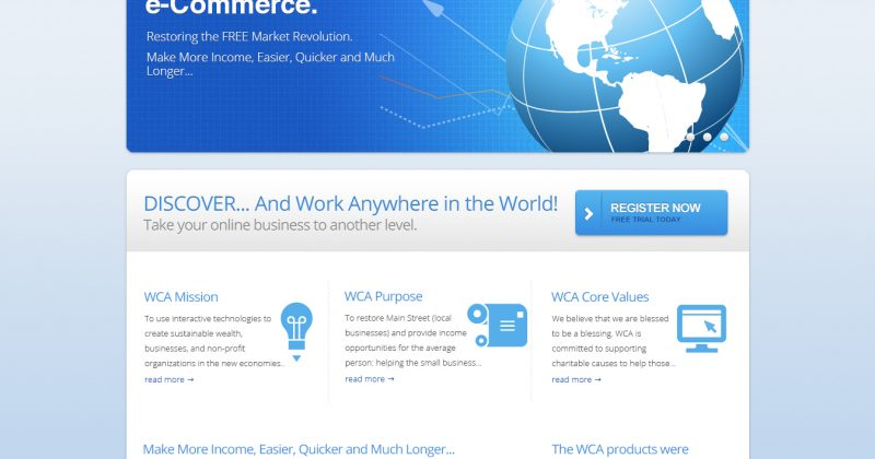 World Consumer Alliance