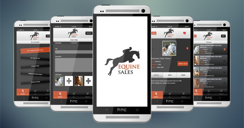 Equine Sales