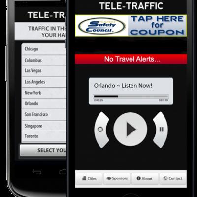 Tele-Traffic