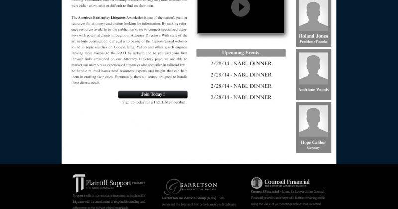 National Association of Bankruptcy Litigators