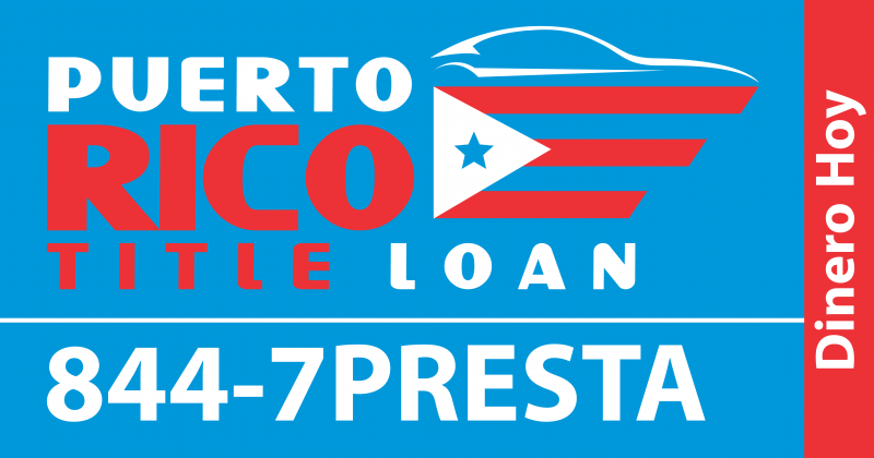 Puerto Rico Title Loan Billboard
