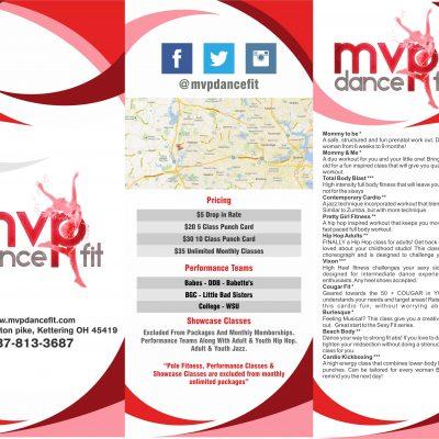 MVP Dance Brochure