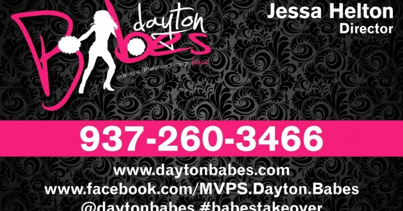 MVP Dance Fit Business Cards
