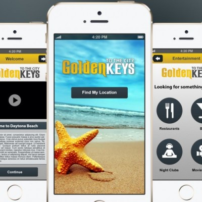 Golden Keys To The City